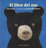 El libro del oso