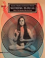 Nothing is real : when the Beatles met the East cover