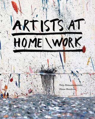 Artists at home/work