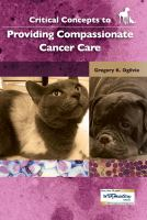 Critical concepts to providing compassionate cancer care /