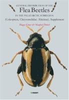 General distribution of the flea beetles in the Palaearctic subregion (Coleoptera, Chrysomelidae:Alticinae) : supplement