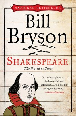 Cover Image for Shakespeare: The World as Stage by Bill Bryson
