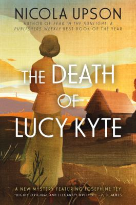 Cover Image for Death of Lucy Kyte by Nicola Upton