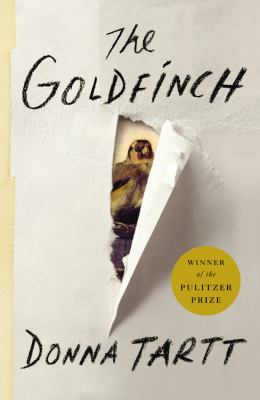 Cover Image for The Goldfinch by Donna Tart