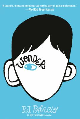 Cover Image for Wonder by R.J.Palacio