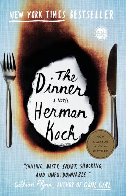 Cover Image for The Dinner  by Herman Koch