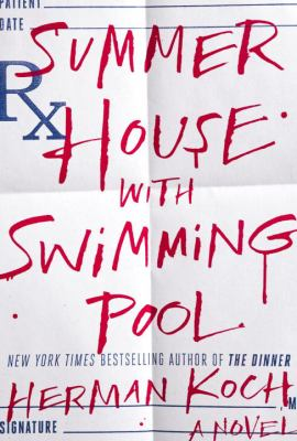Cover Image for Summer House with Swimming Pool by Herman Koch