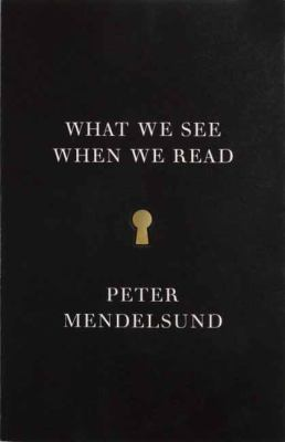 Cover Image for What We See When We Read by Peter Mendelsund