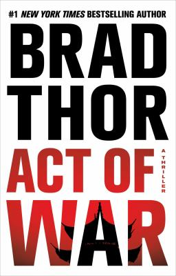 Cover Image for Act of War  by Brad Thor