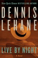 Cover of the book Live by night