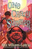 Cover of the book One crazy summer