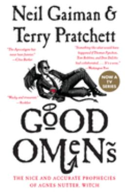 Cover Image for Good Omens by Neil Gaiman & Terry Pratchett