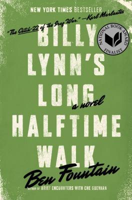 Billy Lynn's Long Halftime Walk book jacket