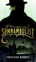 Cover Image of Somnambulist