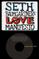 Seth Baumgartner's Love Manifesto book cover