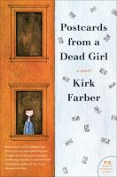 Cover of the book Postcards from a dead girl : a novel