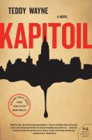 Cover of the book Kapitoil : a novel