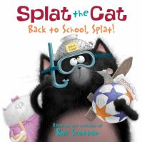 Cover Image of Splat the Cat
