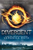 Divergent by Veronica Roth book coer
