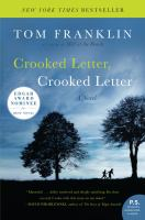 Cover of the book Crooked letter, crooked letter