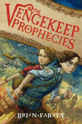 Cover of 'The Vengekeep Prophecies'