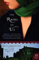 Book cover for The Ruins of Us by Keija Parssinen