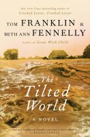 Book Cover Image - The Tilted World
