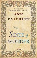 State of wonder.