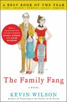 Cover of the book The family Fang