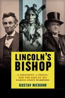 book cover image: Lincoln's bishop