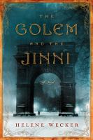 Book cover image - The Golem and the Jinni