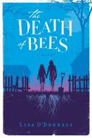Book cover image - The Death of Bees