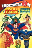 Meet the Justice League