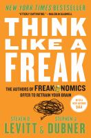 Cover of the book Think like a freak
