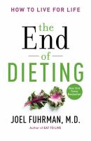 book cover image: The End of Dieting