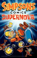 Simpsons comics supernova.