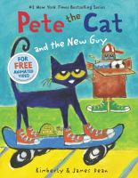 Book cover image of Pete the Cat and the New Guy