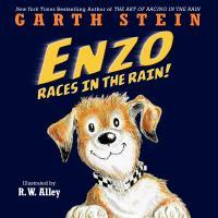 Enzo Races in the Rain!