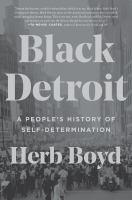 Black Detroit : a people