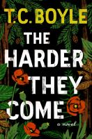 Cover of the book Harder They Come.