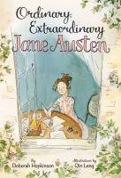 Ordinary, Extraordinary Jane Austen