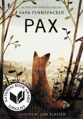 Pax book jacket