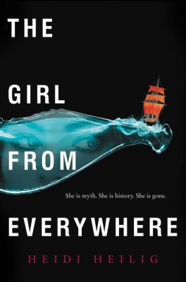 The Girl From Everywhere book jacket