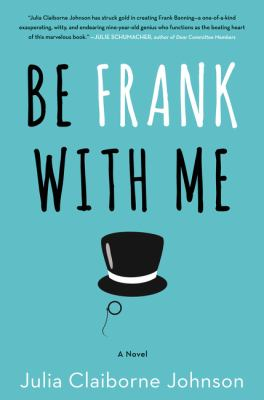 Be Frank With Me book jacket