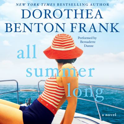 Cover Image for All Summer Long  by Dorothea Benton Frank