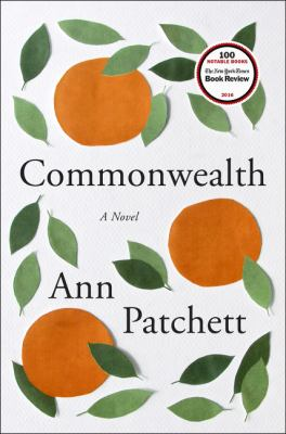 Cover Image for Commonwealth by Ann Patchett