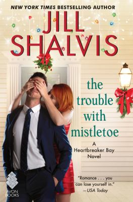 The Trouble With Mistletoe book jacket
