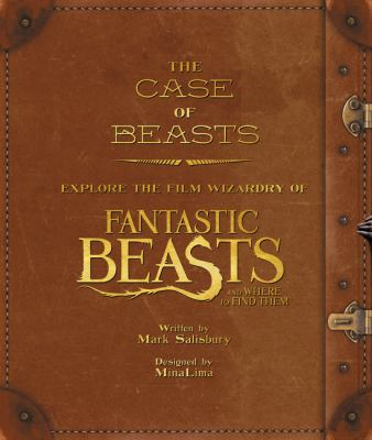 explore the film wizardry of Fantastic beasts and where to find them