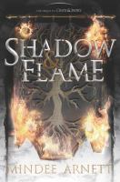 Shadow & Flame (Onyx and Ivory #2) by Mindee Arnett