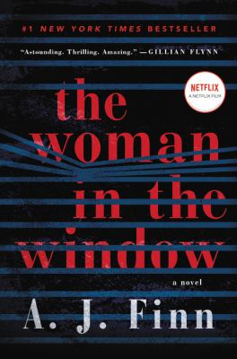 Cover Image for The Woman in the Window by A. J. Finn